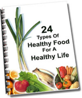 Product picture Healthy Food For A Healthy Life